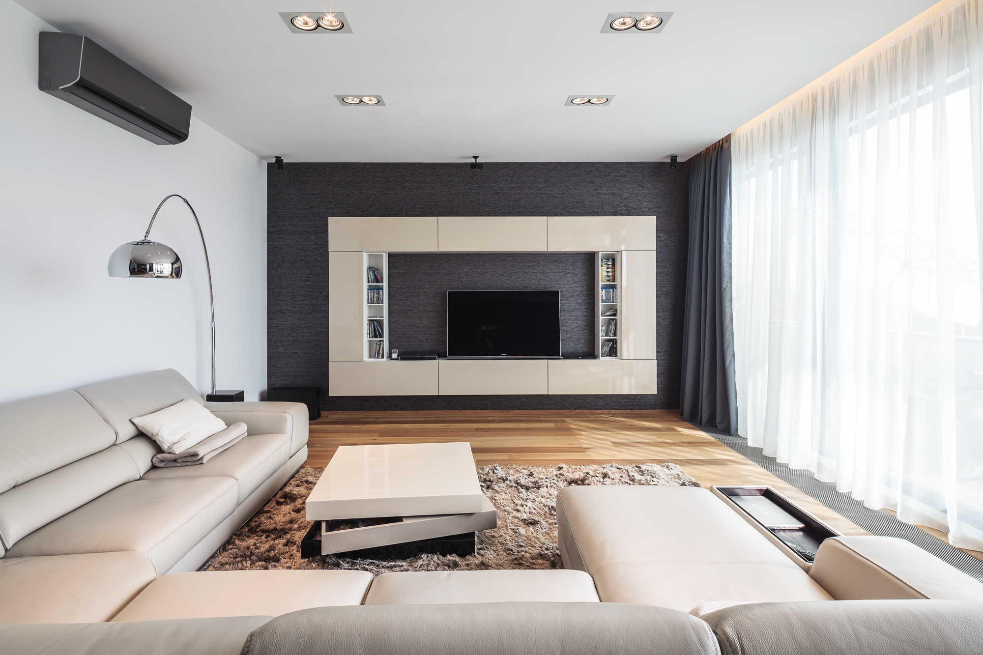 Современный дизайн интерьеров квартир