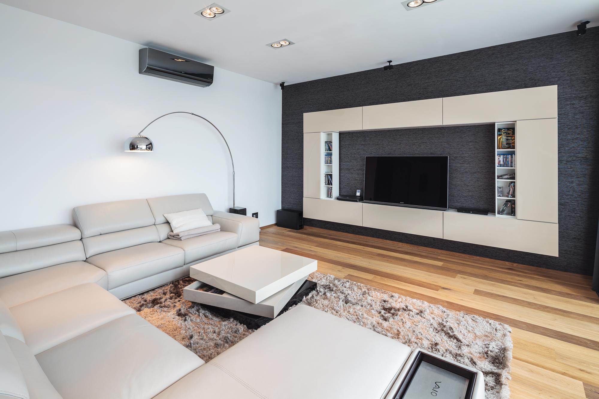 Дизайн гостиной квадратной фото