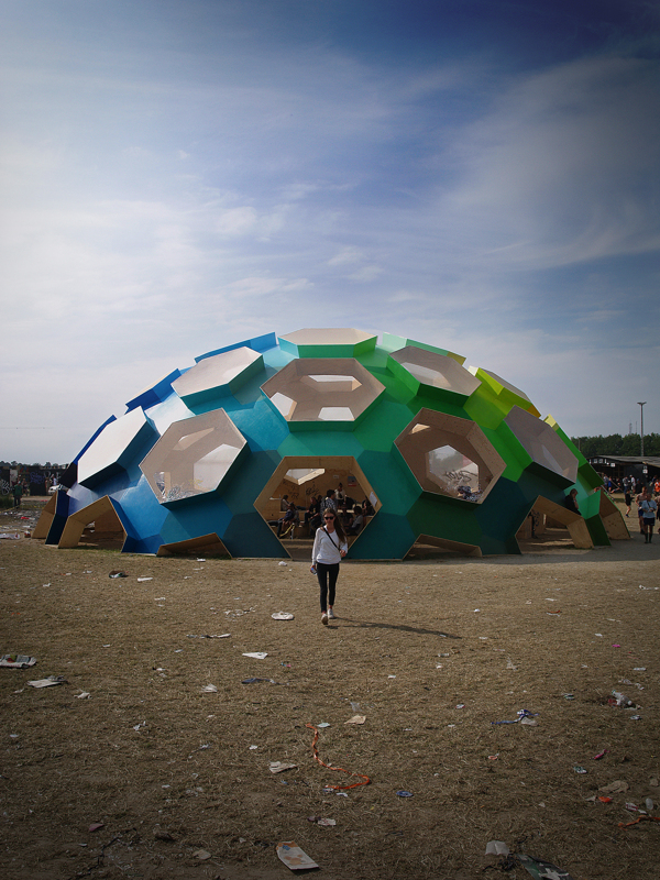 Plywood geodesic dome for roskilde festival - The geodesic dome in connecticut call of earth ...