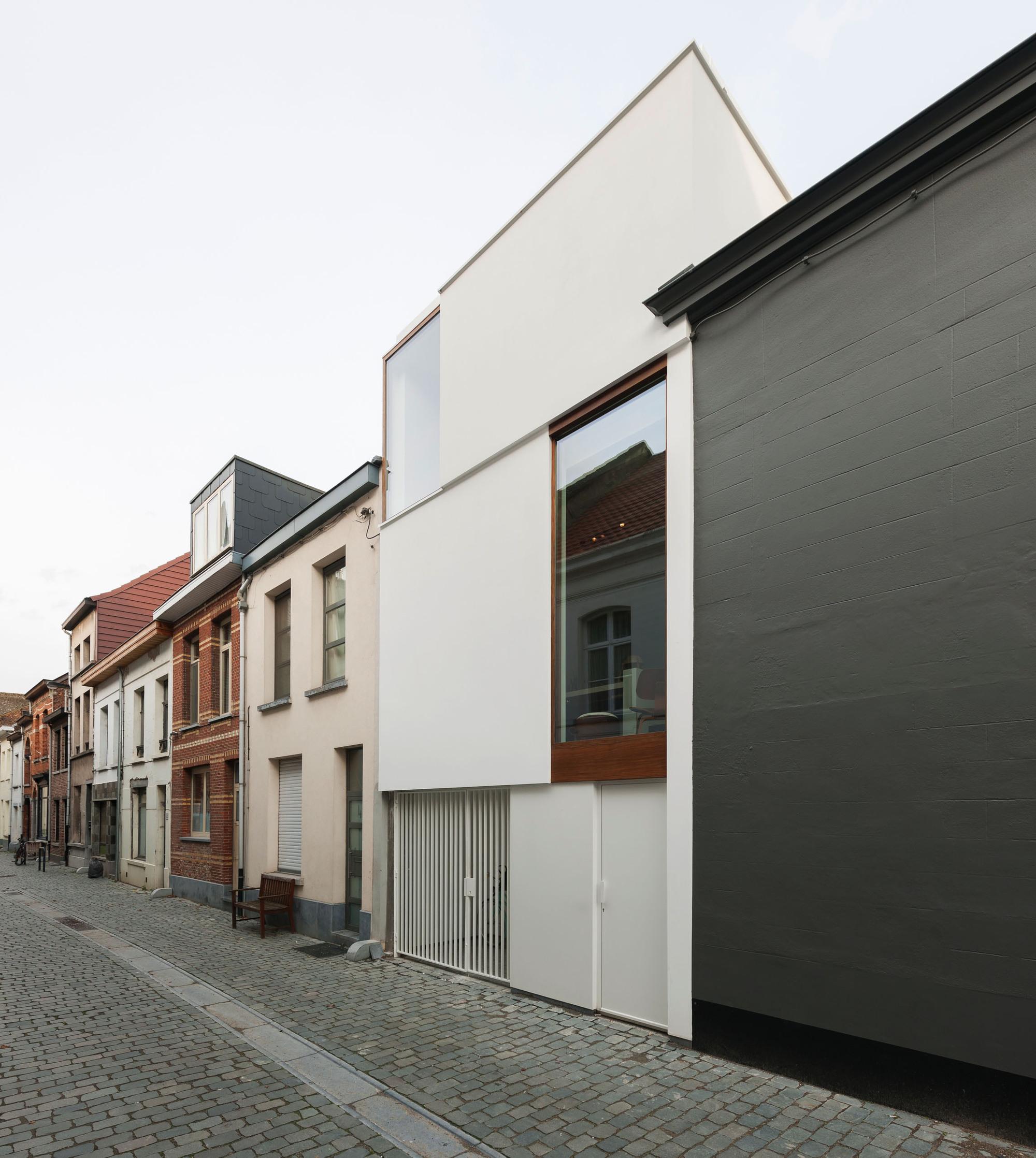 House LKS by P8 architecten Inspirationist | Inspirationist