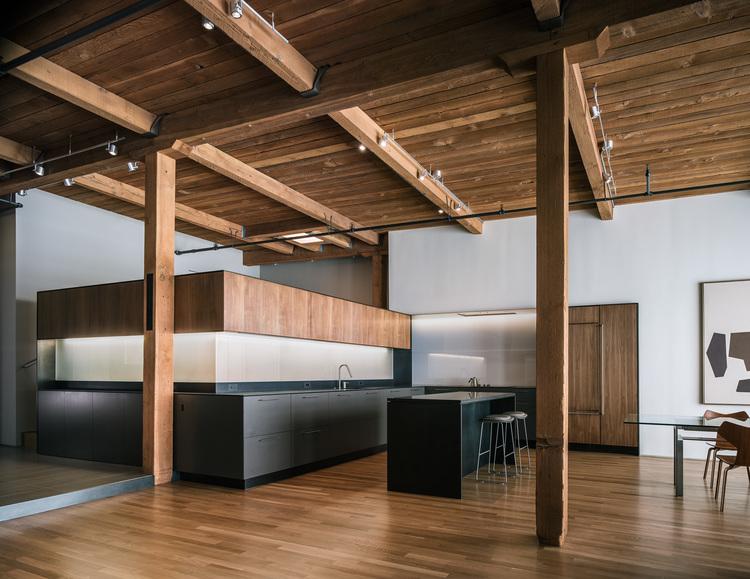 San Francisco Loft By Line Officeinspirationist