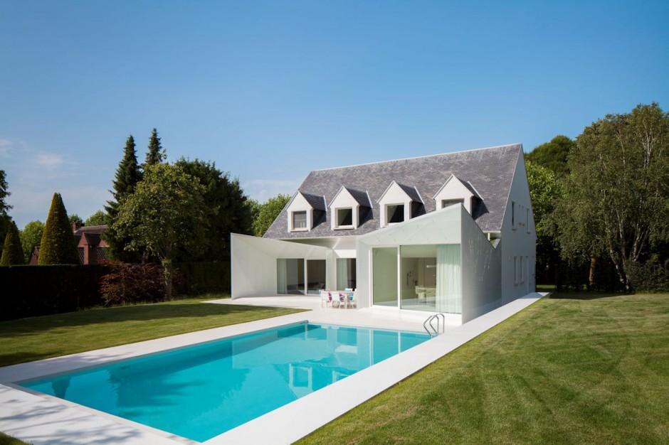 Architecture Maison En Belgique - Rellik.us - rellik.us