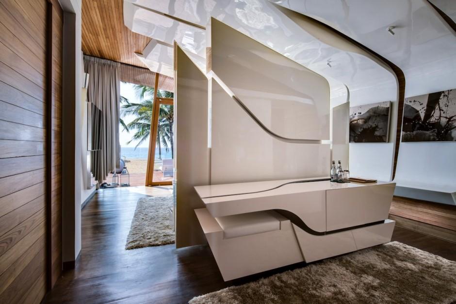 Iniala Beach House Interiors By A Cero