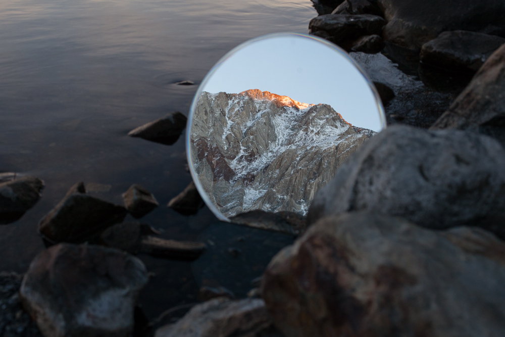 Landscapes In Mirrors By Cody William Smithinspirationist