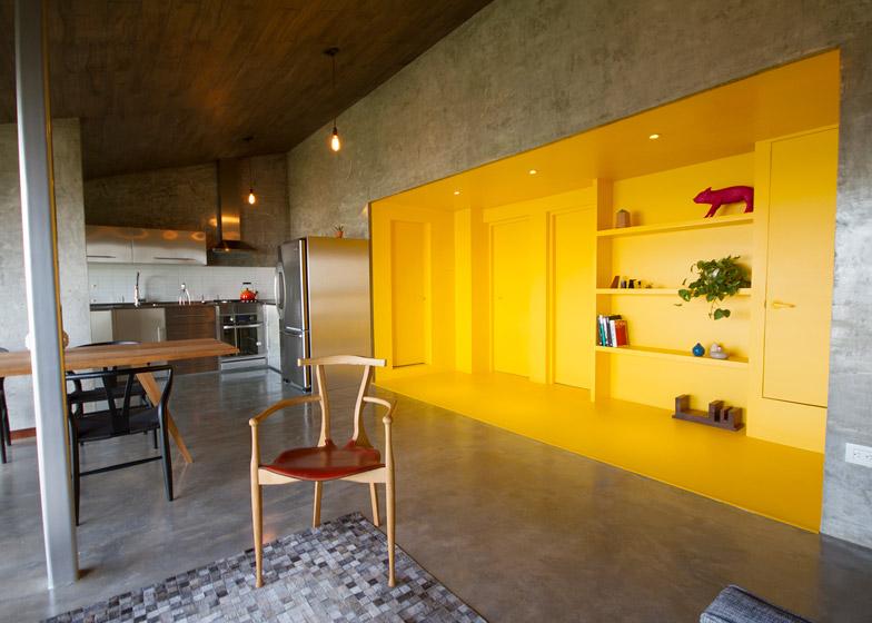 Chipinque Apartment Renovation By Studio Jakob
