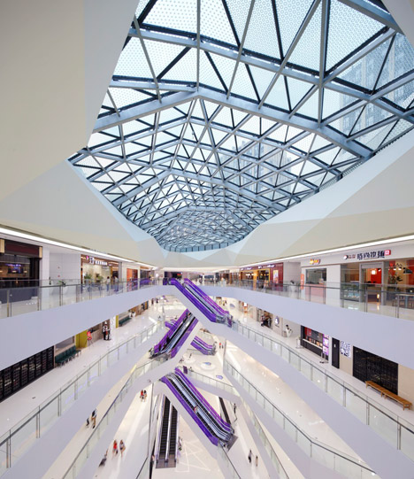 Lighting Shop At Balestier Plaza: Fuzhou Wusibei Thaihot Plaza By SparkInspirationist