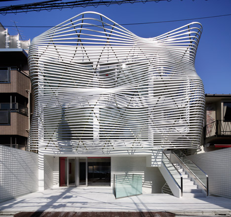 Old And New Architecture Design Relationship