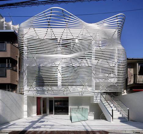 Old And New Architecture Design Relationship dear jingumaeamano designinspirationist | inspirationist