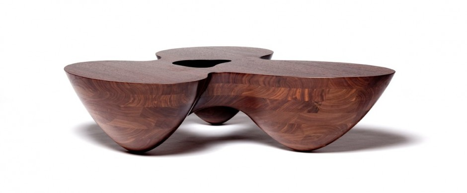 Organic And Fluid Quark Coffee Tables By Emmanuel Babledinspirationist Inspirationist