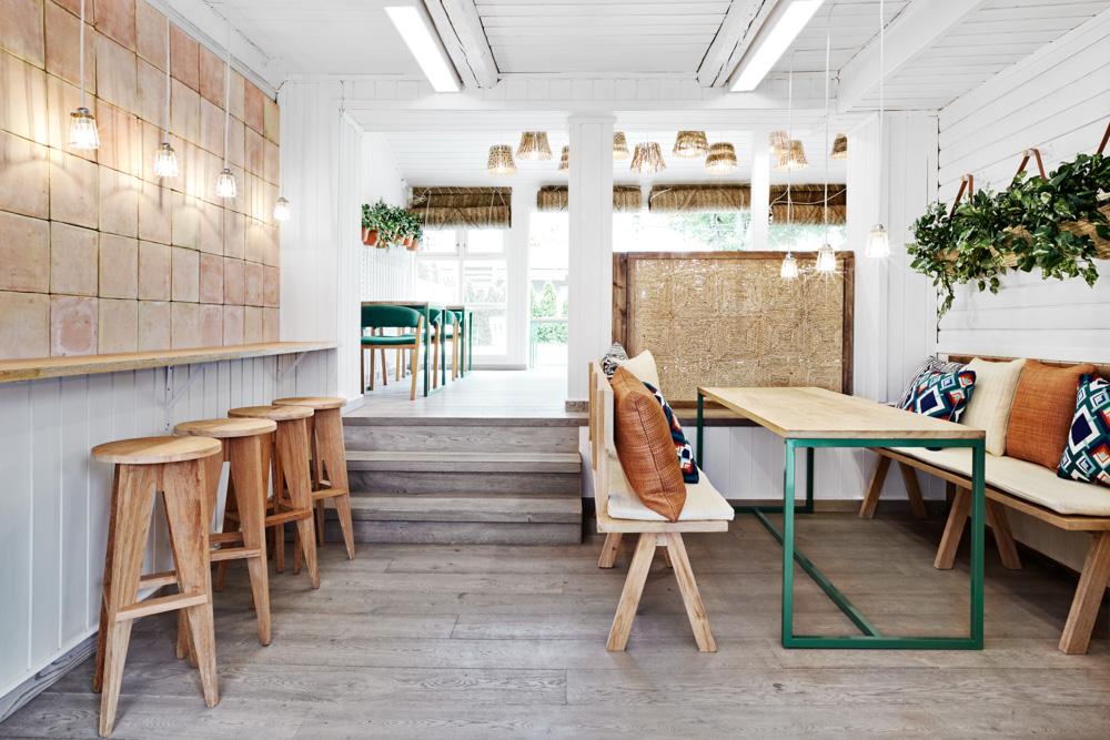 Norwegian interior designers