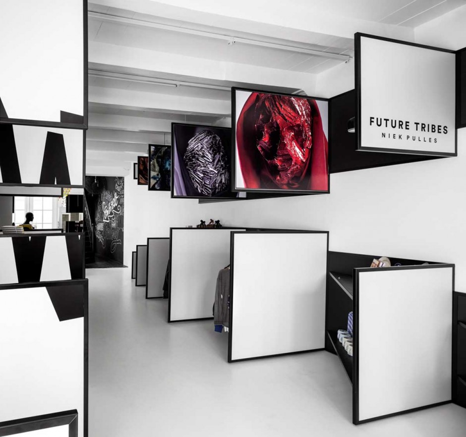 Shop 03 by i29 interior architects for frame for Interior design online shop