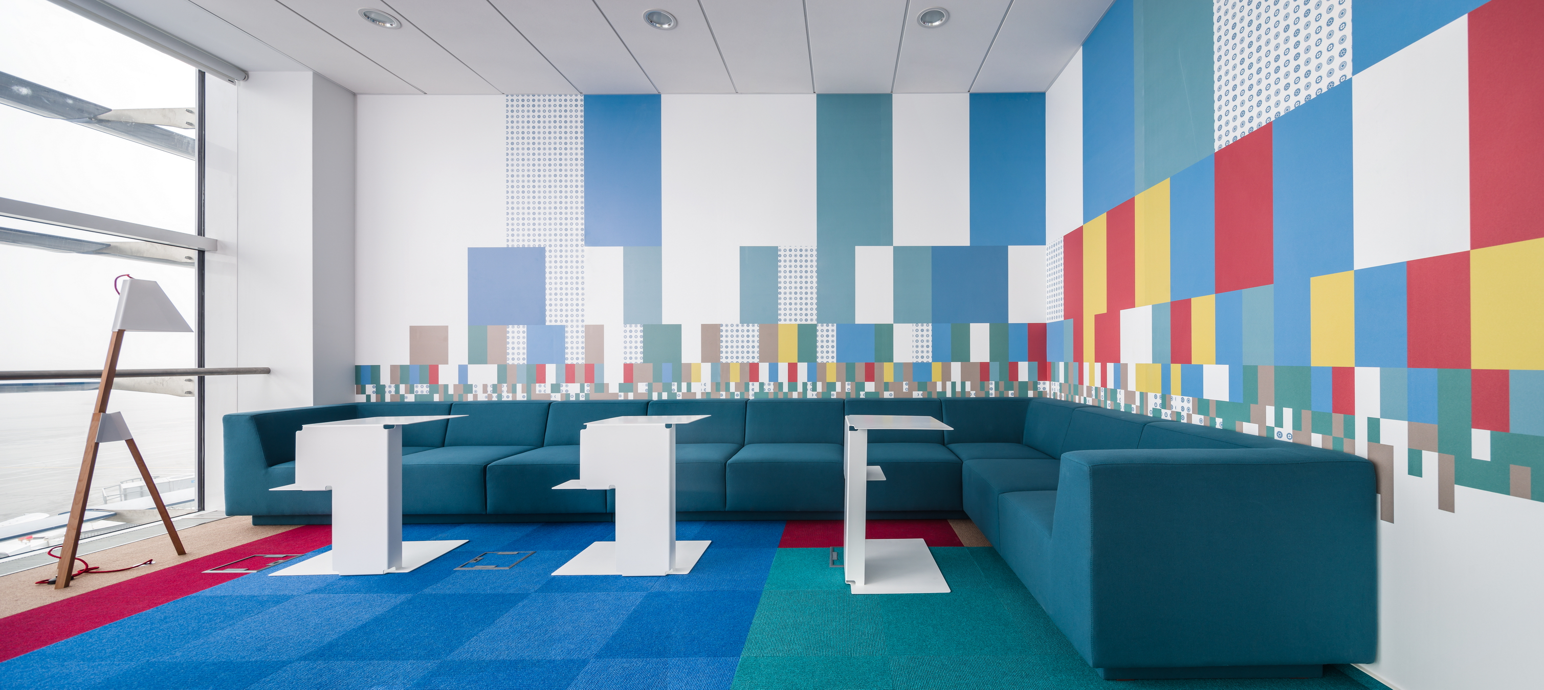 Airport Lounge By NUCA StudioInspirationist Inspirationist