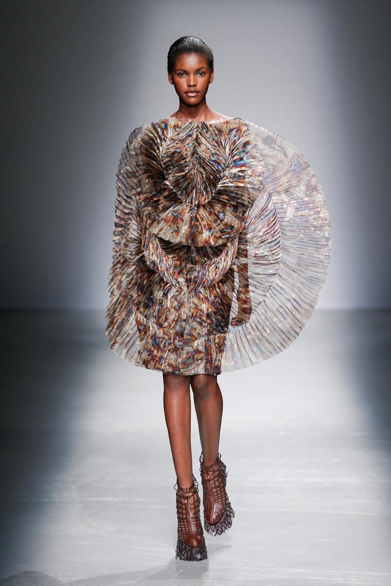 Iris Van Herpen's Fall/Winter '15-'16 ready-to-wear ...