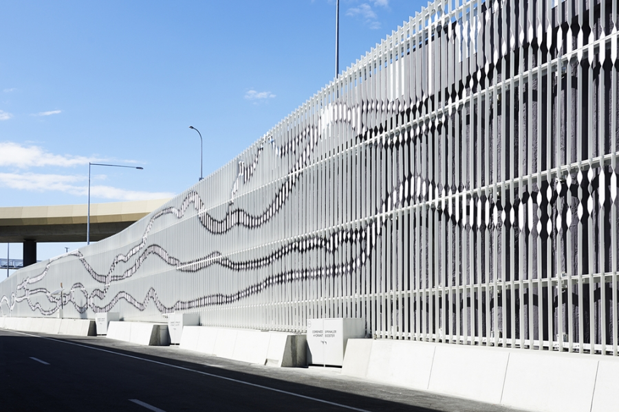 A Facade Pattern Created By Mapping Movements Of Urban Environments Inspirationist