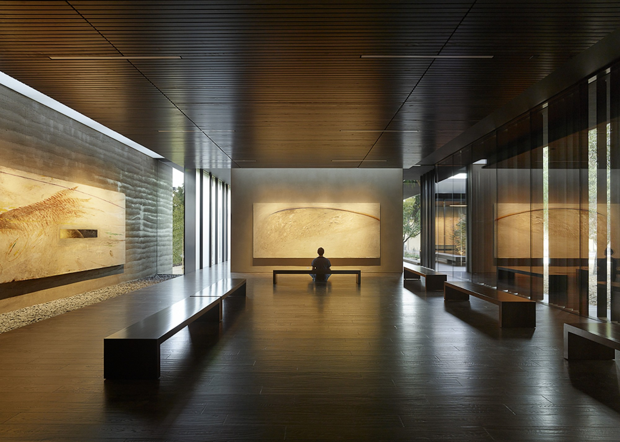 The Windhover Contemplative Center Is A Spiritual Retreat At Stanford University Inspirationist