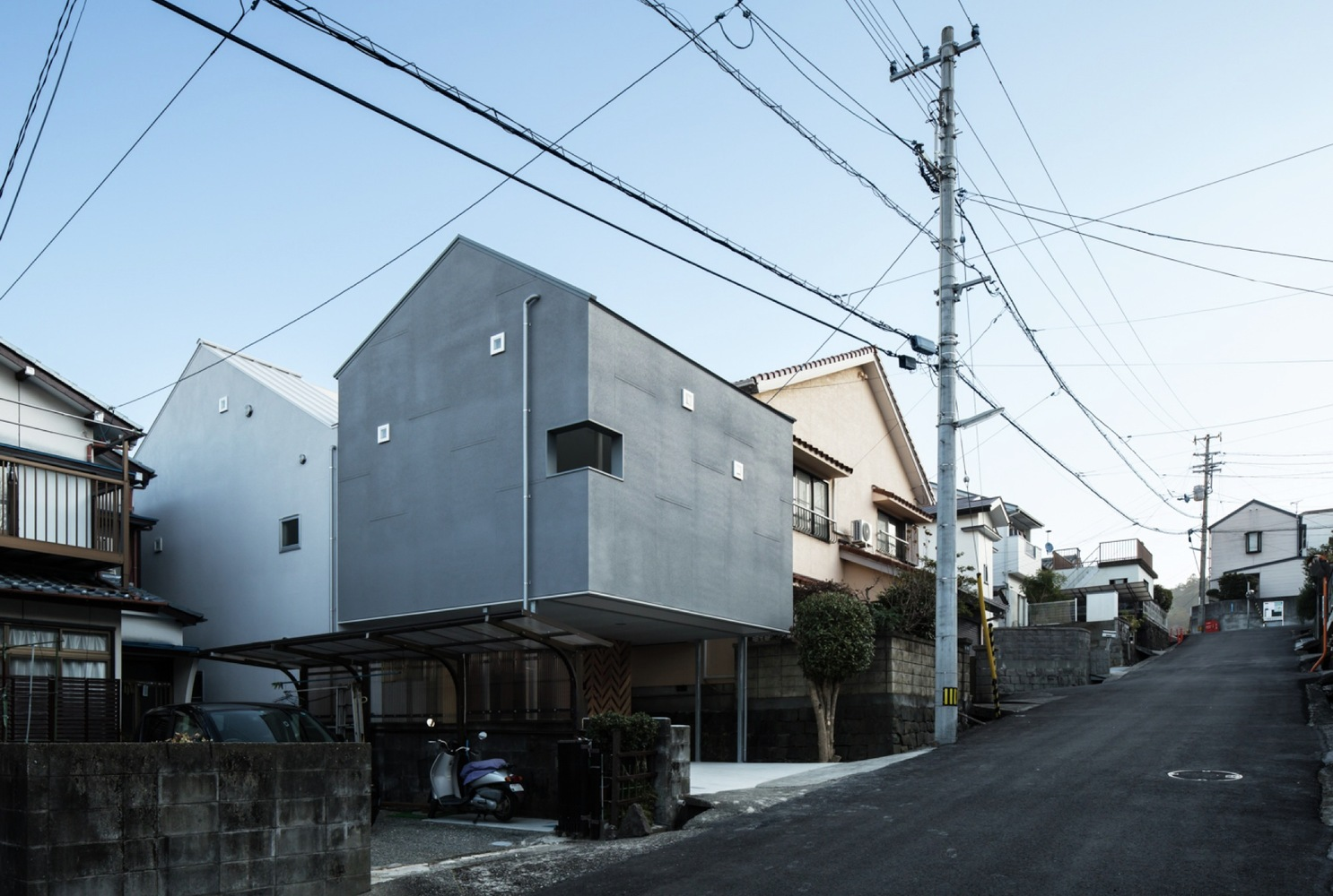 7_Twin House _y+M design office_Inspirationist