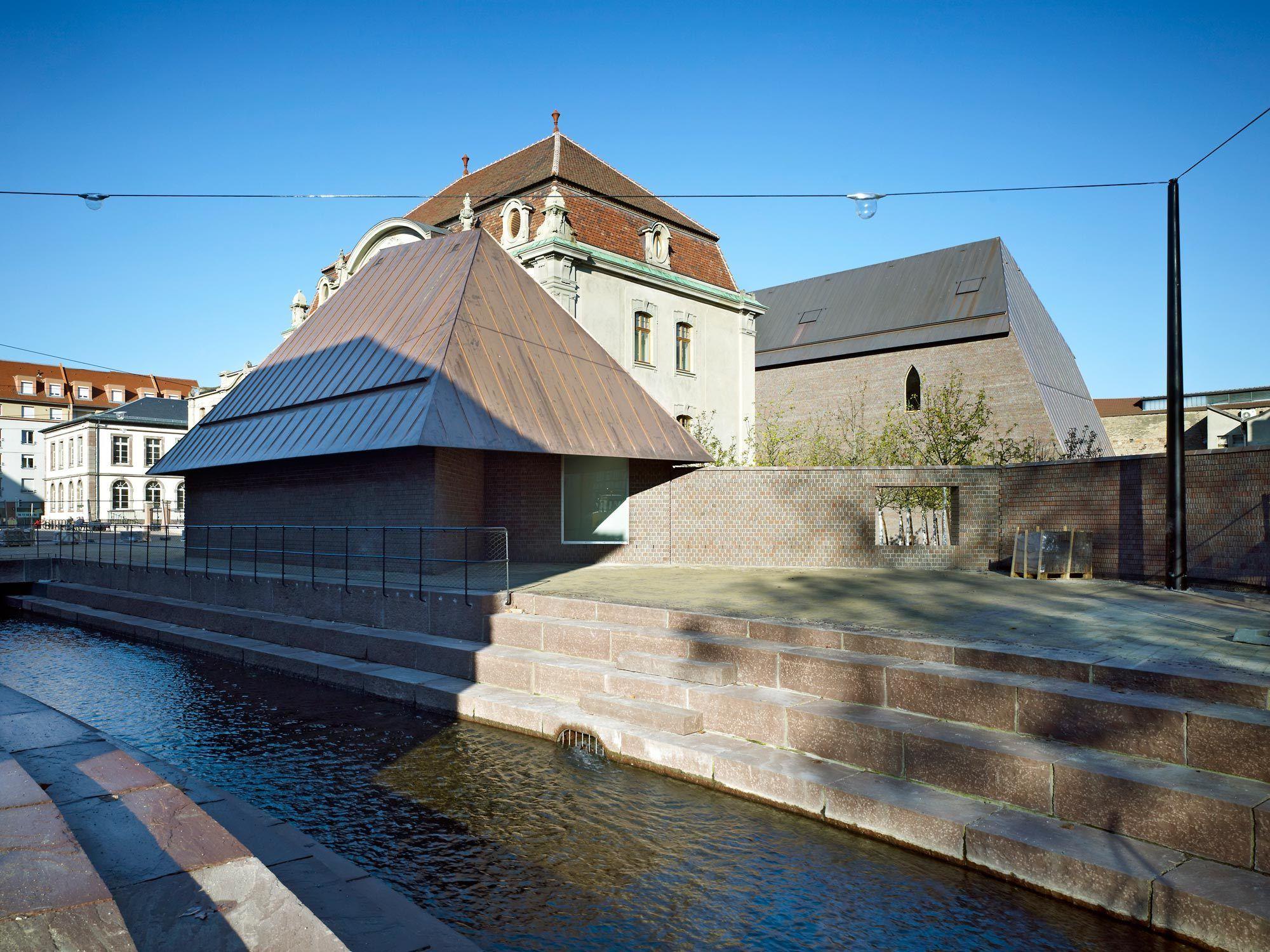8_Musée Unterlinden_Herzog & de Meuron_Inspirationist