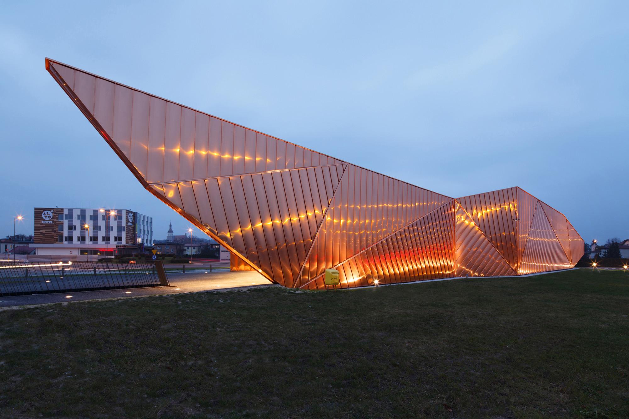 ... 12_Museum of Fire in Żory_OVO Grabczewscy Architekci_Inspirationist