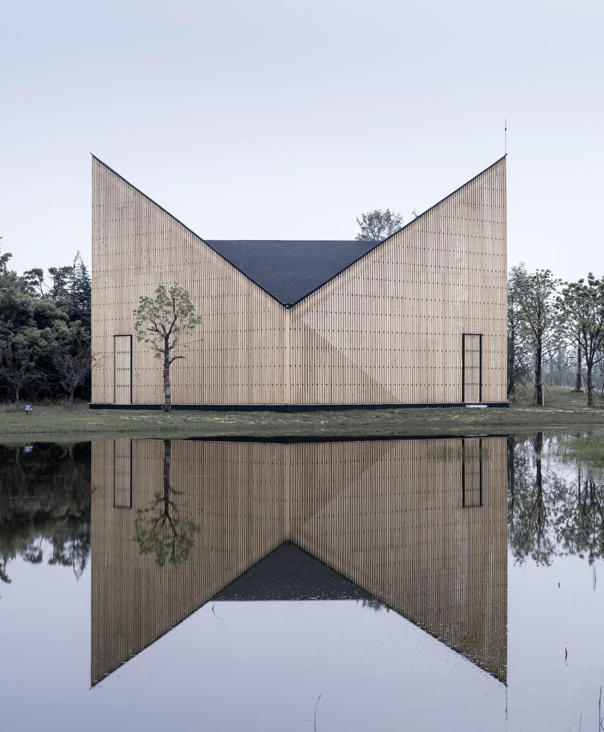 1_Nanjing Wanjing Garden Chapel_AZL Architects_Inspirationist