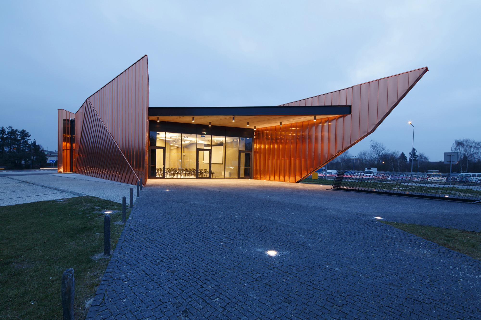 3_Museum of Fire in Żory_OVO Grabczewscy Architekci_Inspirationist ...