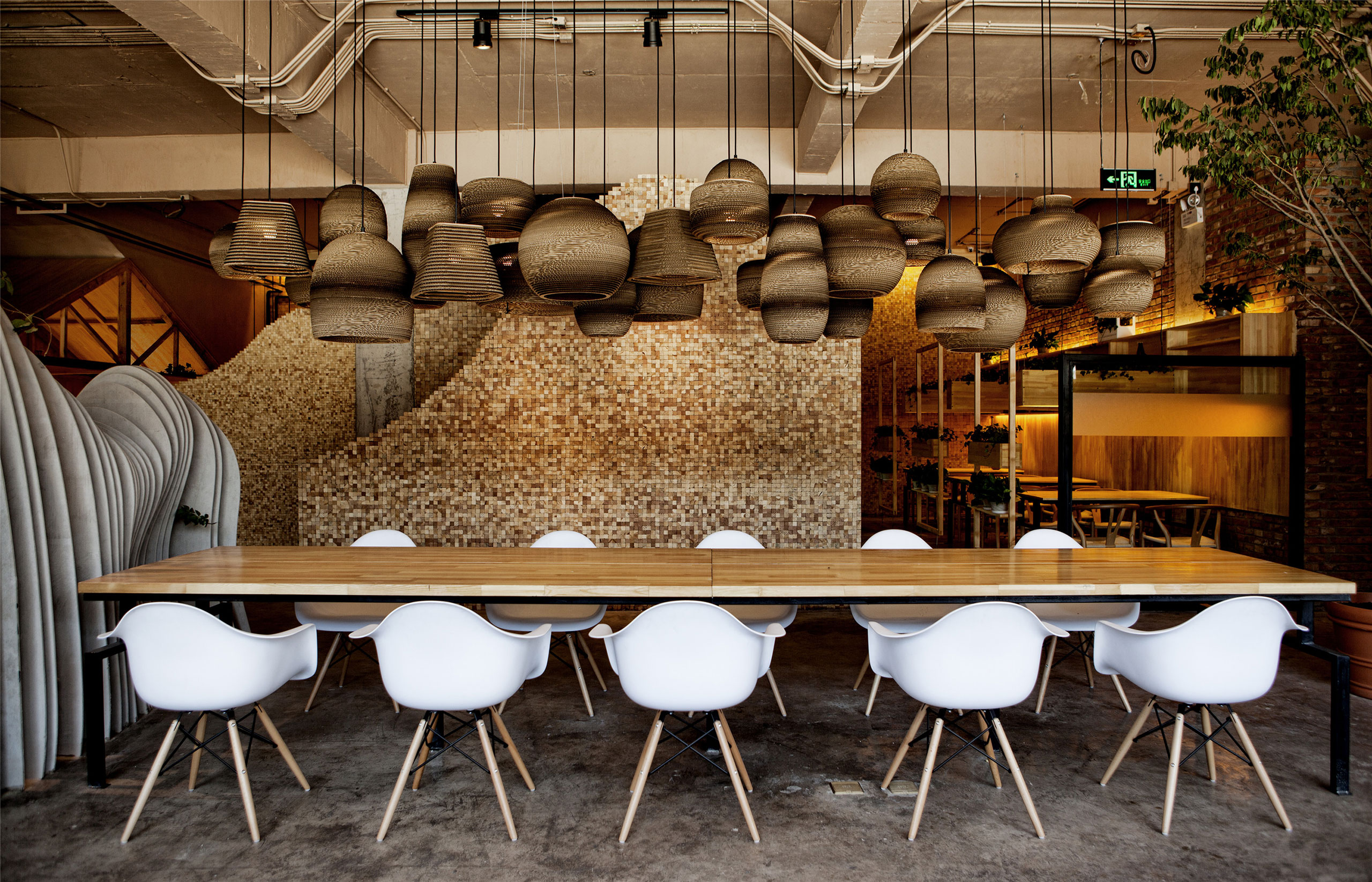 A mountain themed cafe in beijing inspirationist