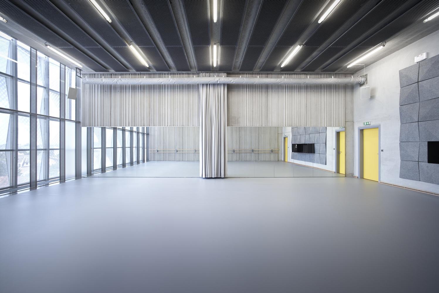 7_Dance School Aurélie-Dupont_Lankry architectes_Inspirationist