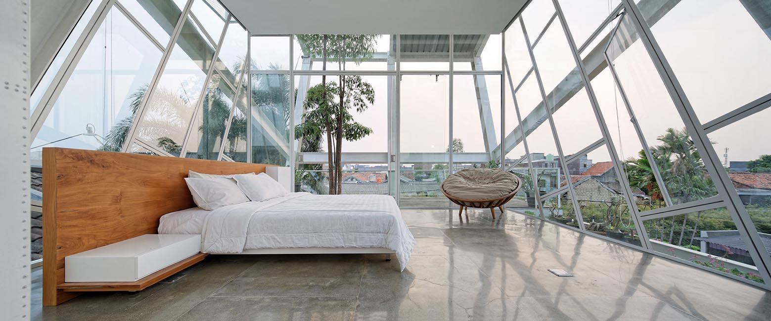 7_Slanted House_Budi Pradono Architects_Inspirationist