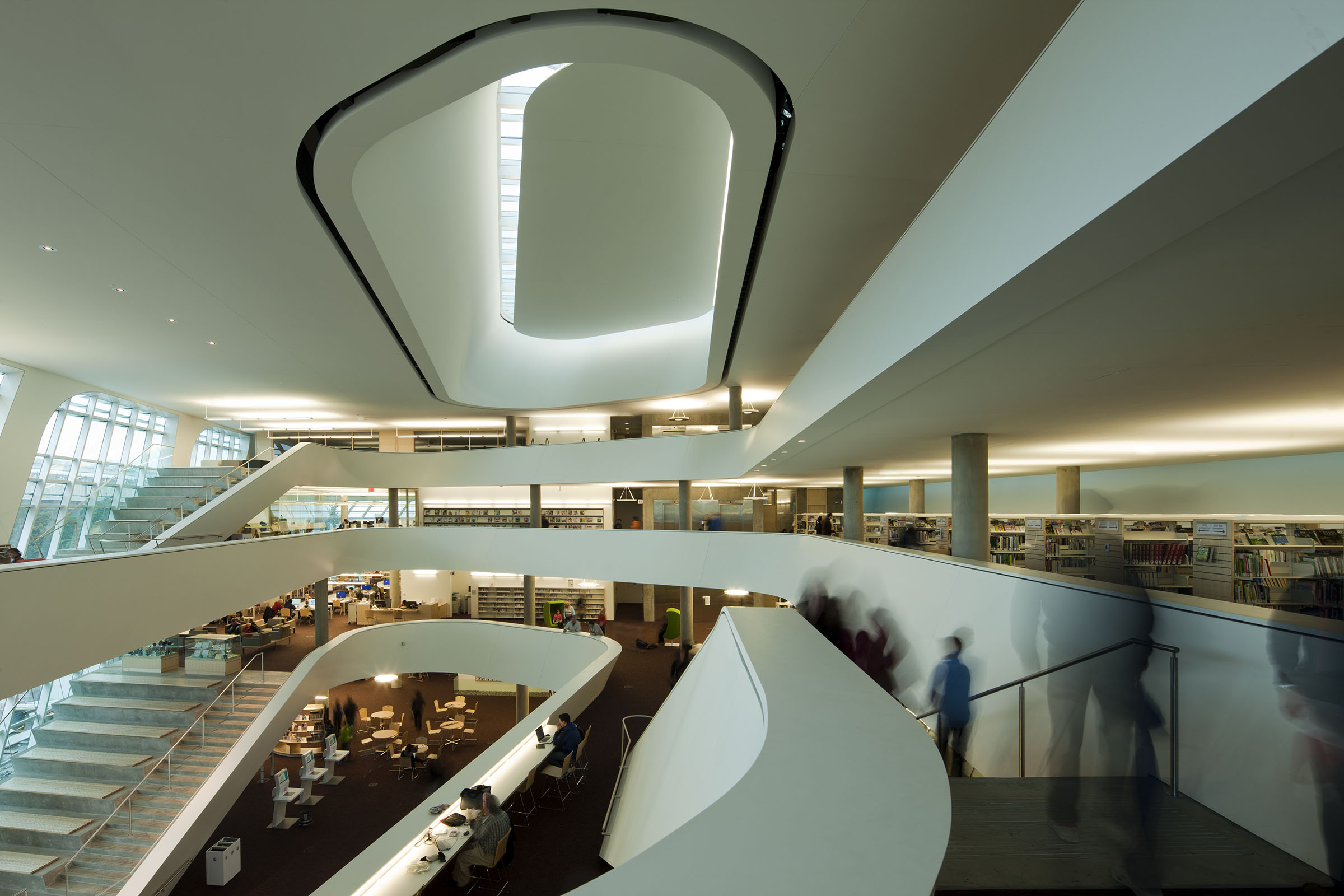 3_Surrey City Centre Library_Bing Thom Architects_Inspirationist