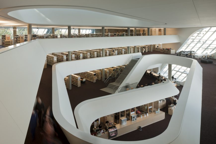 4_Surrey City Centre Library_Bing Thom Architects_Inspirationist