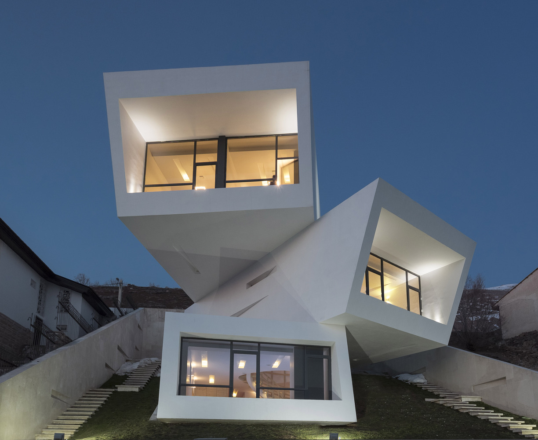 6_Mosha House_New Wave Architecture_Inspirationist