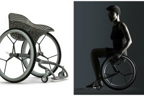 GO: a made-to-measure 3D-printed wheelchair
