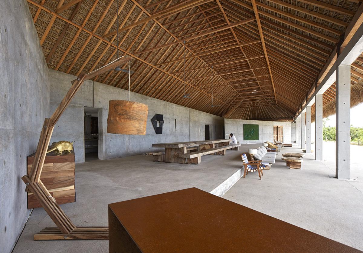 Tadao Andos Wabi House Accentuates The Landscape Of