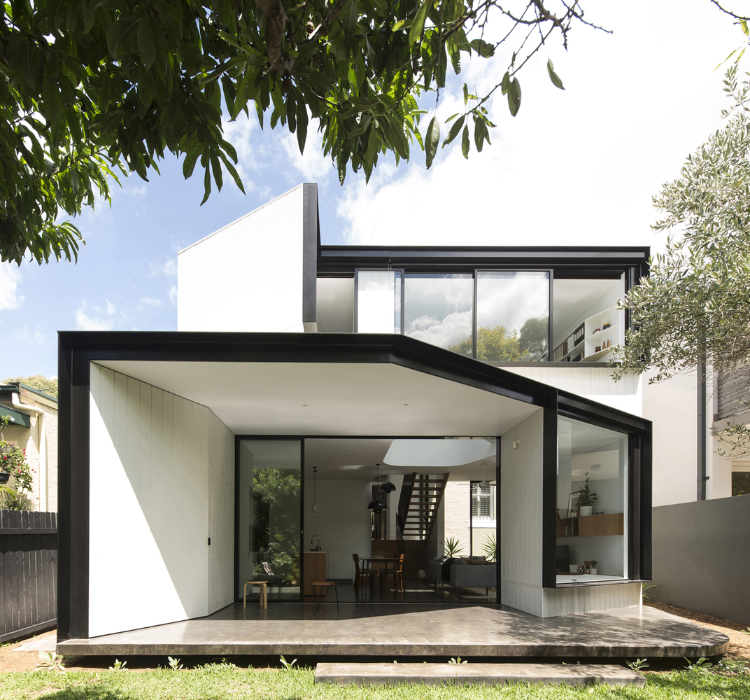 1_Unfurled House_Christopher Polly Architect_Inspirationist