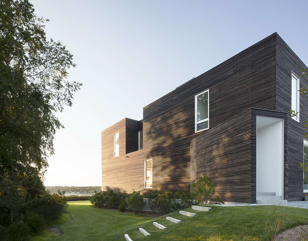 A coastal Rhode Island retreat with shifting and ephemeral ...