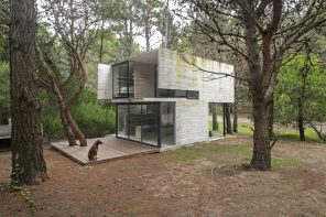 H3: a house of crossed views and vanishing points