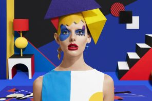 Sagmeister & Walsh bring psychedelic & constructivist worlds to life for Aizone