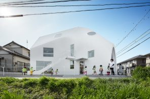 MAD Transforms Two-Story Home into a Playful Kindergarten