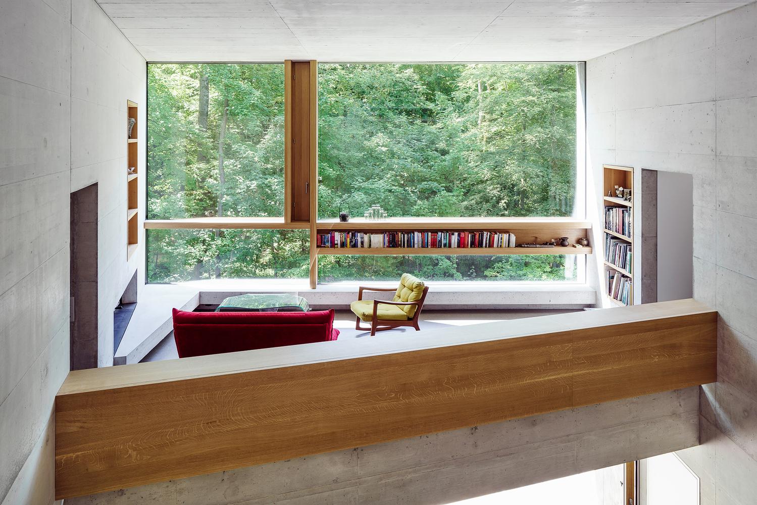 3_Casa Forest_Daluz Gonzalez Architekten_Inspirationist