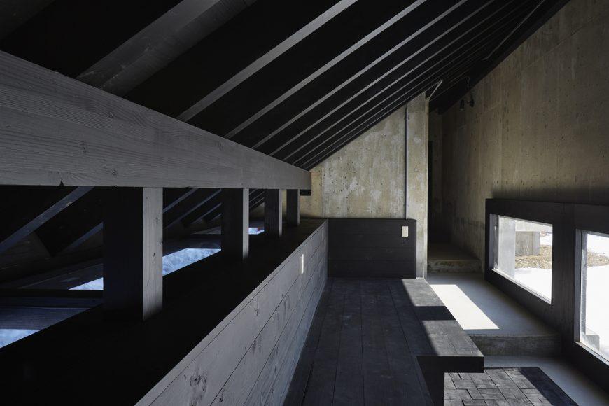 8_Inverted House_Oslo School of Arch&Design_Kengo Kuma_Inspirationist