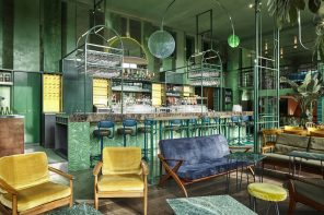A tropical addition to the restaurant scene in Amsterdam East