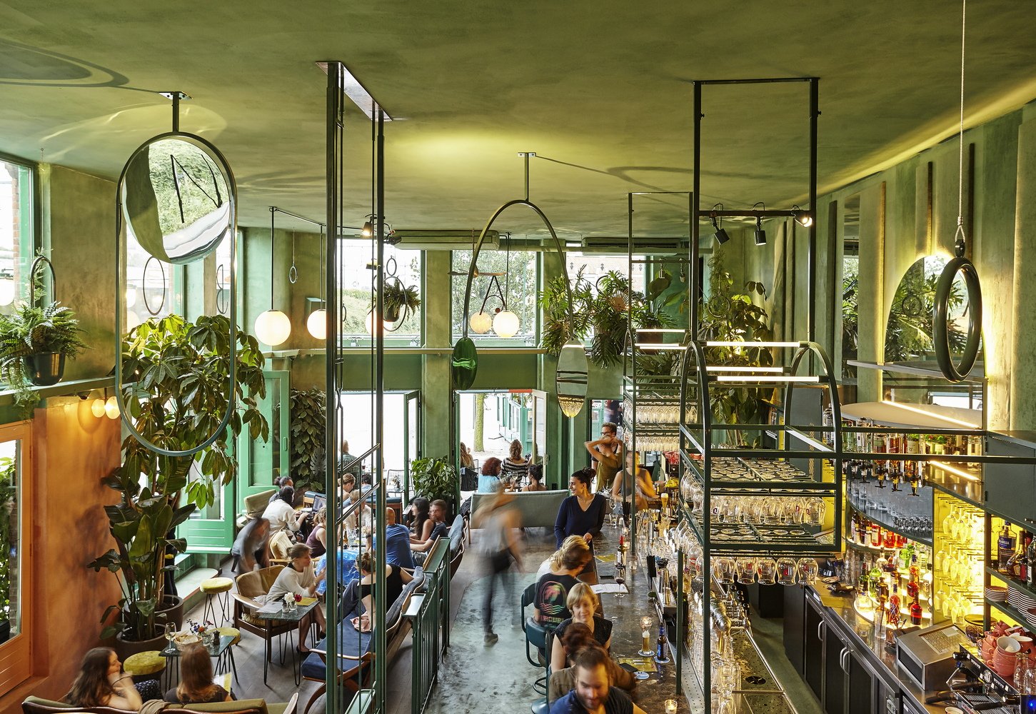 A Tropical Addition To The Restaurant Scene In Amsterdam