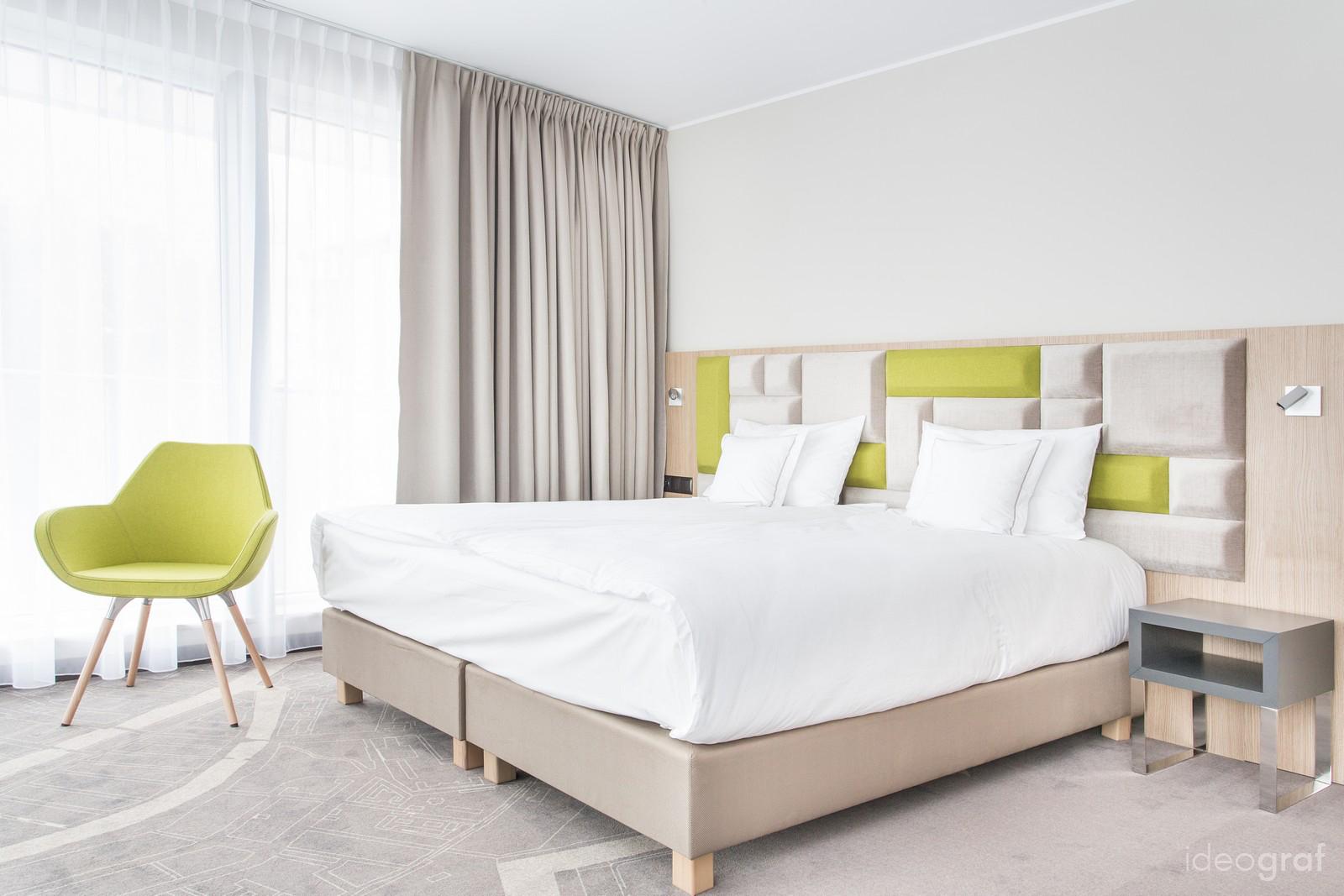 The Almond Hotel In Gdańsk By Ideograf Inspirationist