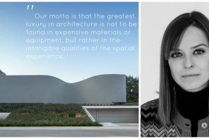 Inspirationist exclusive: Q&A with Magalie Munters, founder of Office O Architects