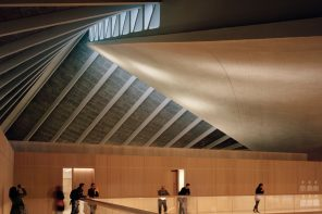 London Design Museum: OMA + Allies and Morrison + John Pawson
