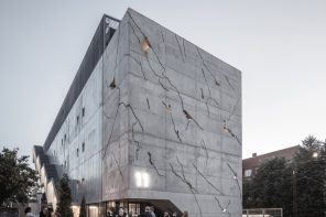 Mixed-use building by SLETH reflects transformation from industrial to lively cultural Aarhus