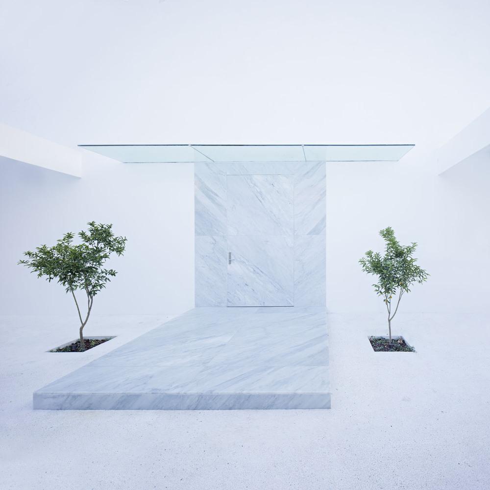 5_Domus Aurea _Alberto Campo Baeza_GLR Arquitectos_Inspirationist