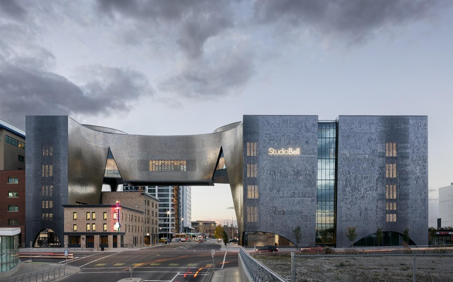 1_Studio Bell_Allied Works Architecture_Inspirationist