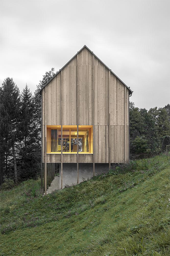 1_Haus am Stürcherwald_Bernardo Bader Architekten_Inspirationist