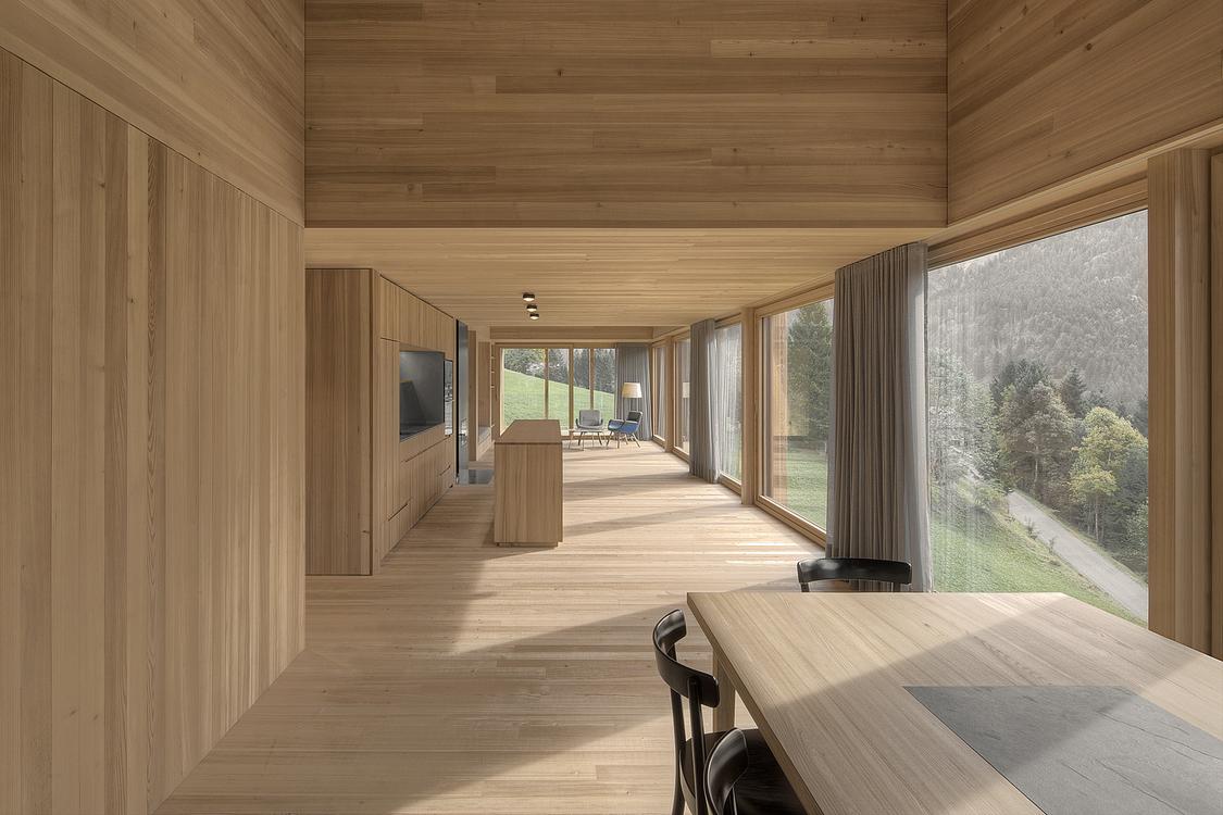 2_Haus am Stürcherwald_Bernardo Bader Architekten_Inspirationist
