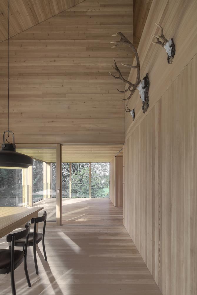 8_Haus am Stürcherwald_Bernardo Bader Architekten_Inspirationist